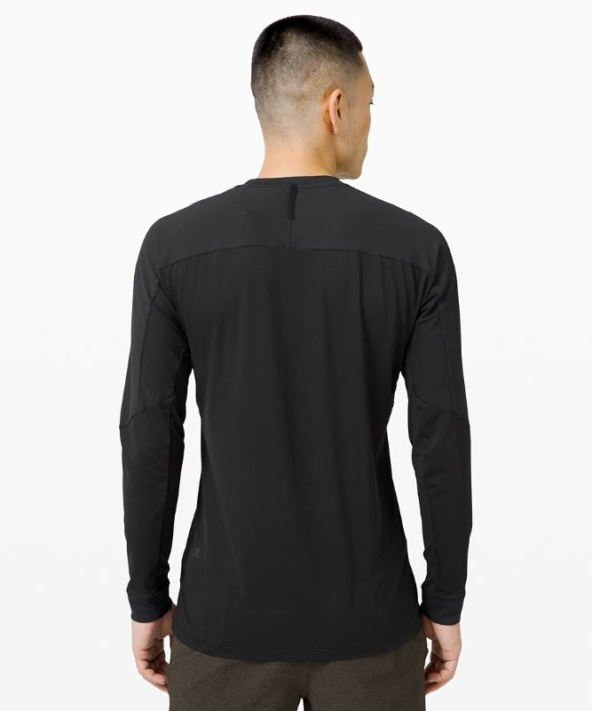 Muscle Motion Langarmshirt