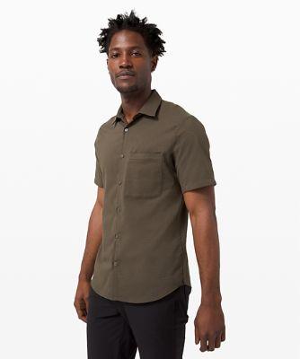 Chemise à manches courtes Street Lite