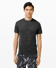 Metal Vent Breathe Short Sleeve