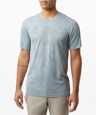 Metal Vent Short Sleeve