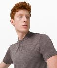 Metal Vent Breathe Poloshirt