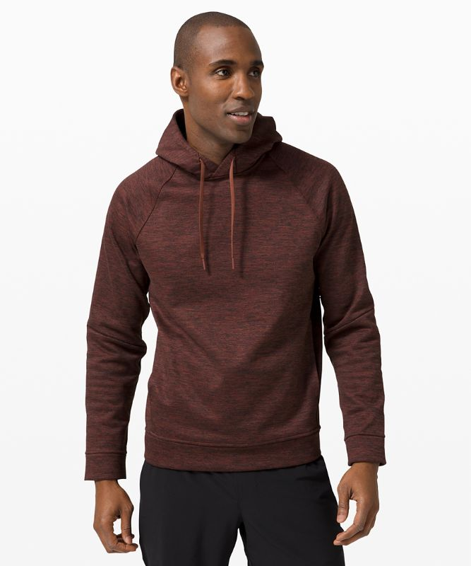 City Sweat Pullover Hoodie *Thermo