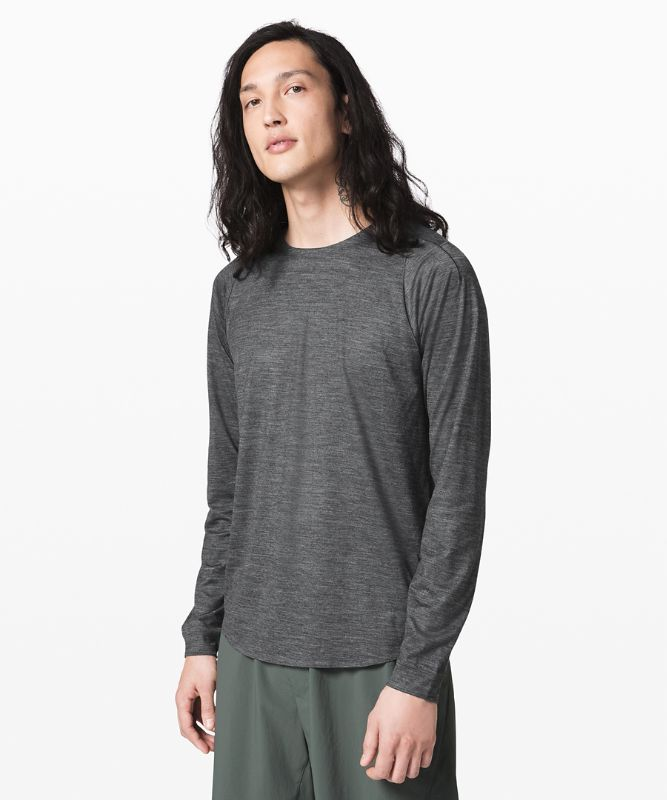 T-shirt manches longues Refract