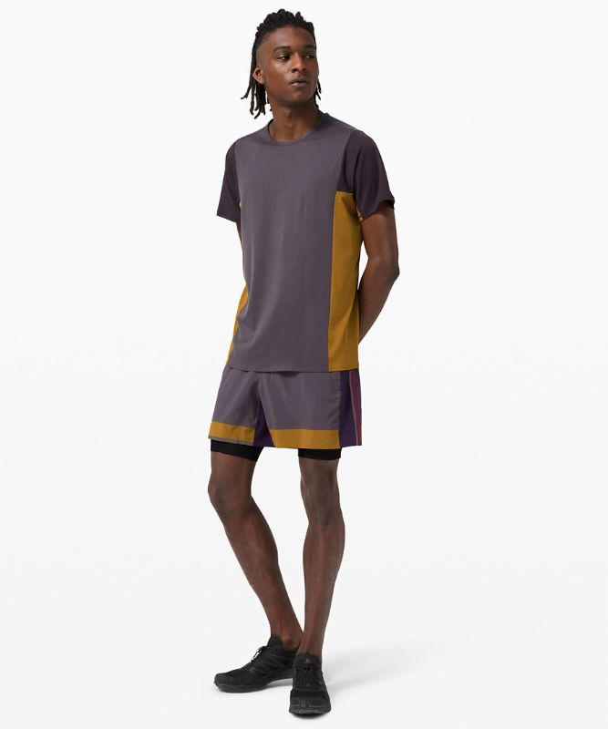 Take The Moment Short Sleeve *lululemon x Robert Geller