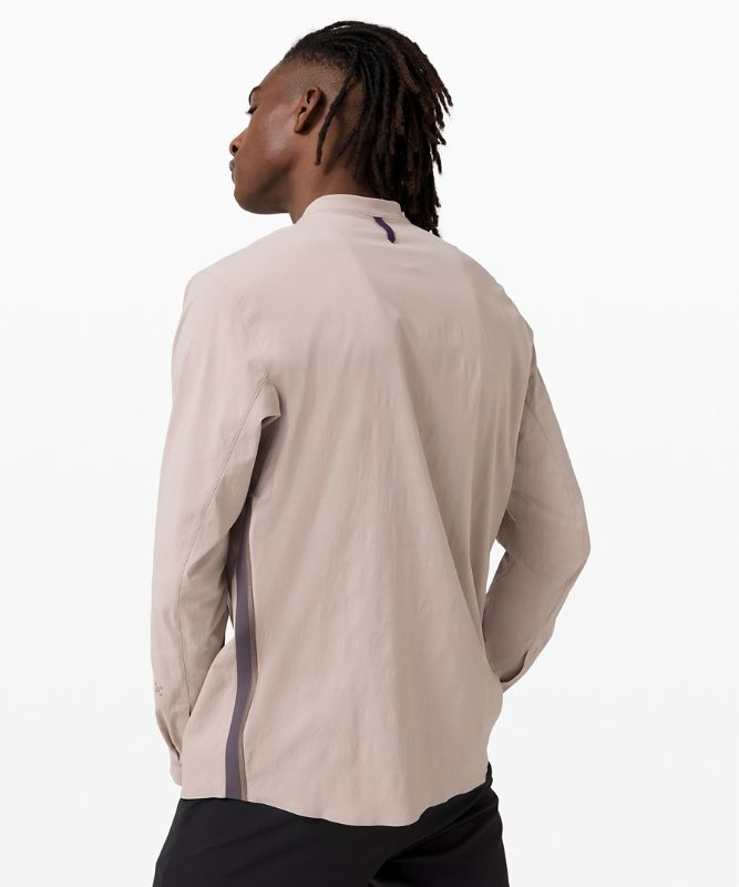 Take The Moment Travel Shirt *lululemon x Robert Geller