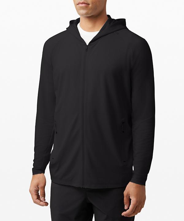 On Grid Full Zip Hoodie | Men's Hoodies & Sweatshirts