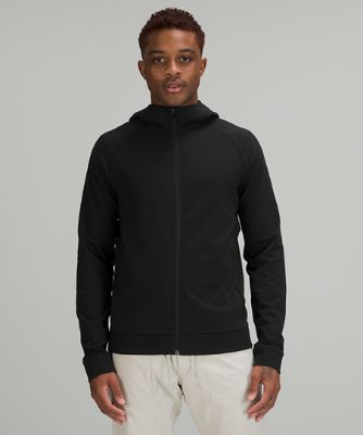 City Sweat Reißverschluss-Hoodie aus French-Terry-Material