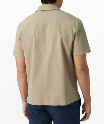 Airing Easy Camp Collar SS Shirt