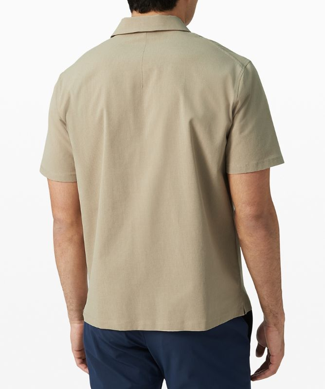 Airing Easy Camp Collar SS Shirt