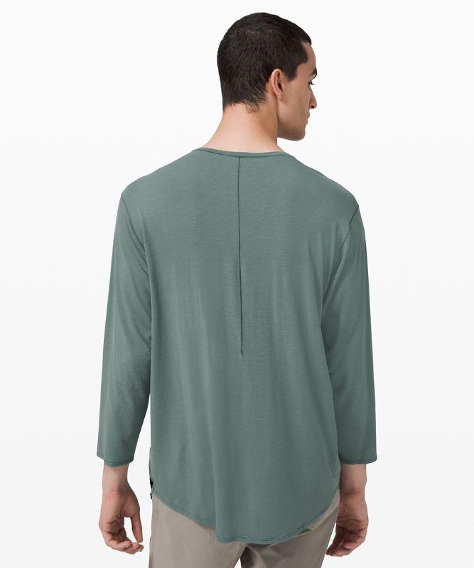 LAB Sarala T-Shirt mit 3/4-Ärmeln