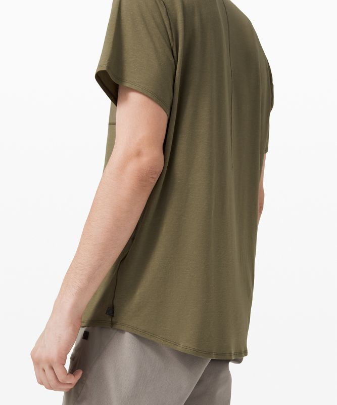 Sarala Short Sleeve Tee *lululemon lab