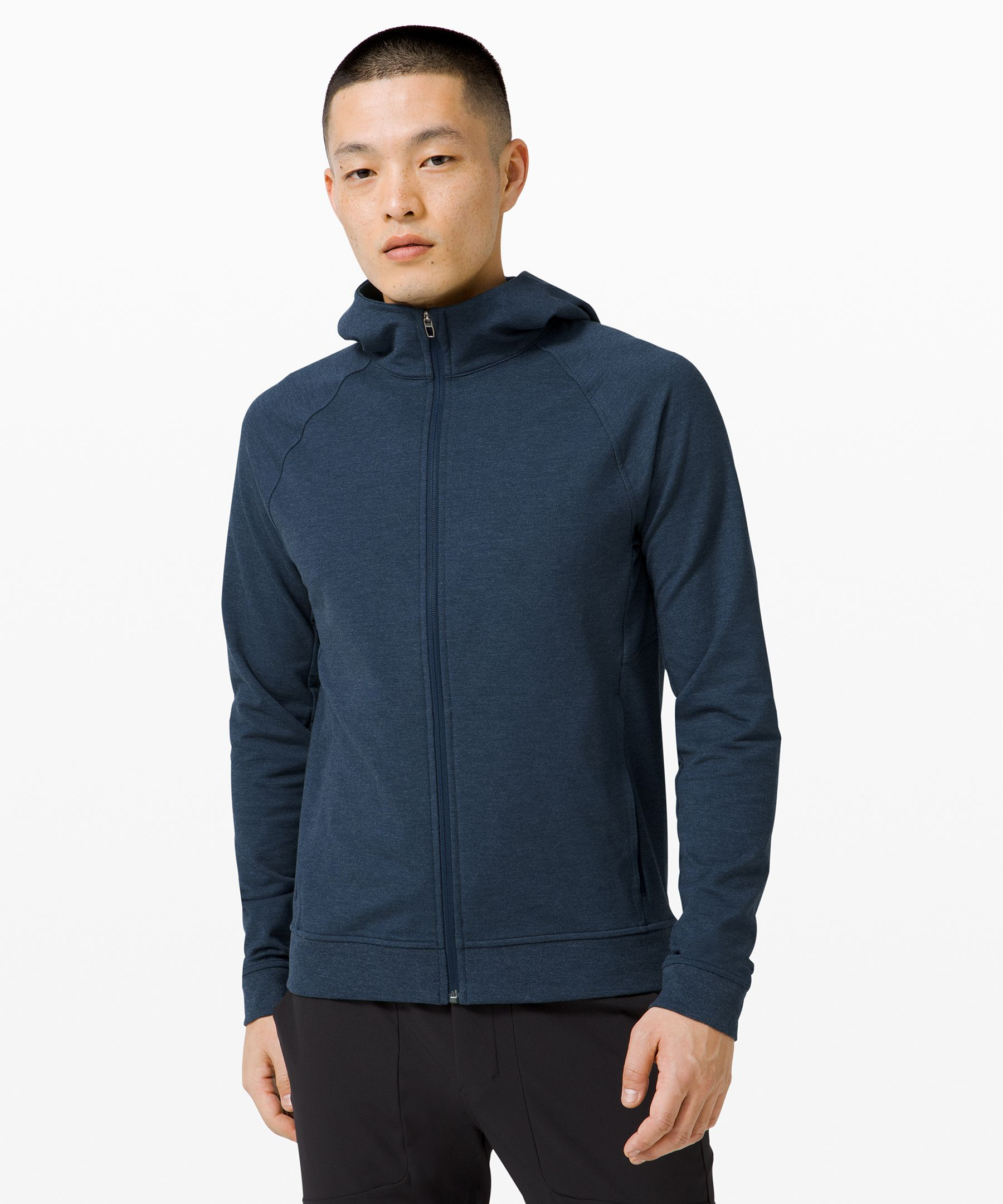Everyone needs a good hoodie. Soft, naturally breathable fabric makes this one just that much better.