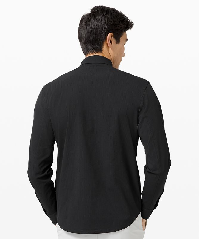 Airing Easy Long Sleeve Buttondown