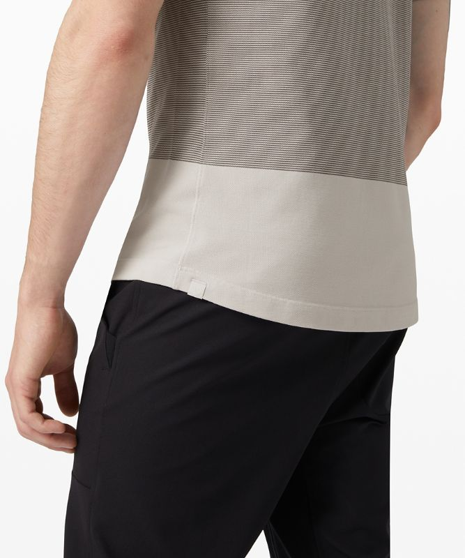 Tech Piqué Polohemd