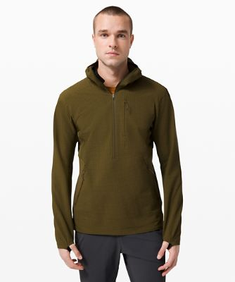 Cold Terrain 3/4 Zip