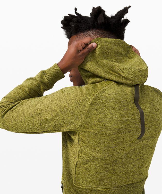 Sweat à capuche Textured Tech