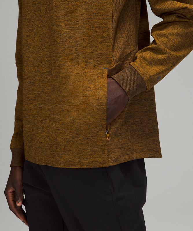 Textured Tech Hoodie