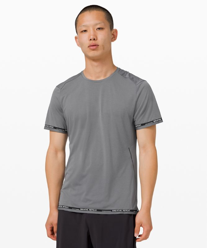 Fast and Free Short Sleeve *Bold Lines