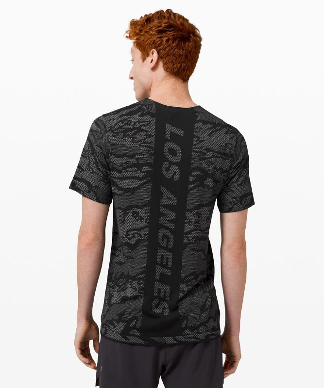 Metal Vent Short Sleeve LA