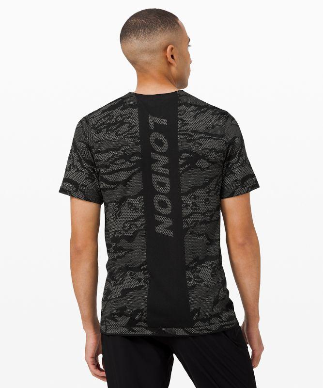 T-shirt Metal Vent *London
