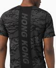 Metal Vent Breathe Short Sleeve Hong Kong
