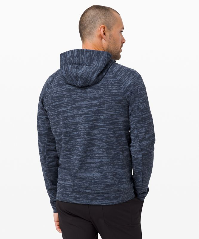 City Sweat Full Zip Hoodie *Jacquard