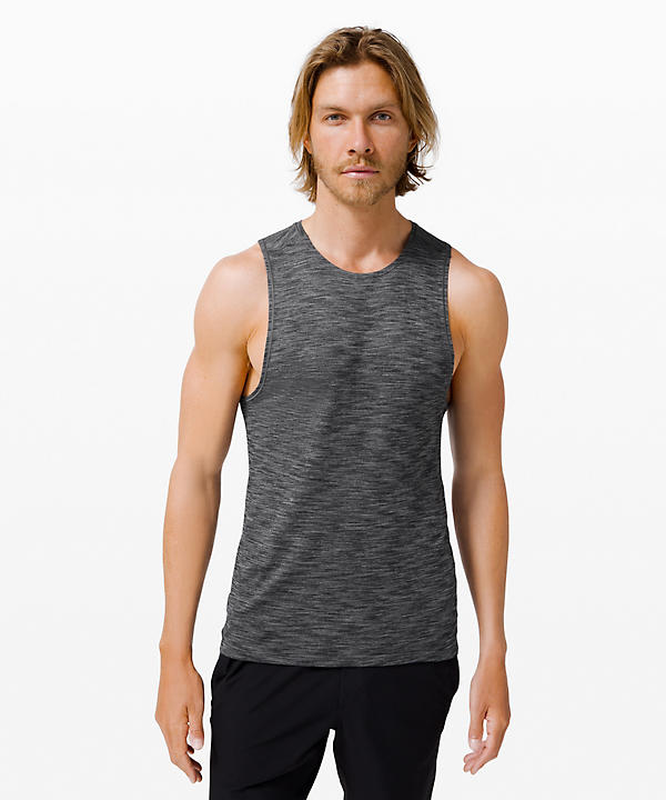 In Sequence Tank | Men's Tank Tops