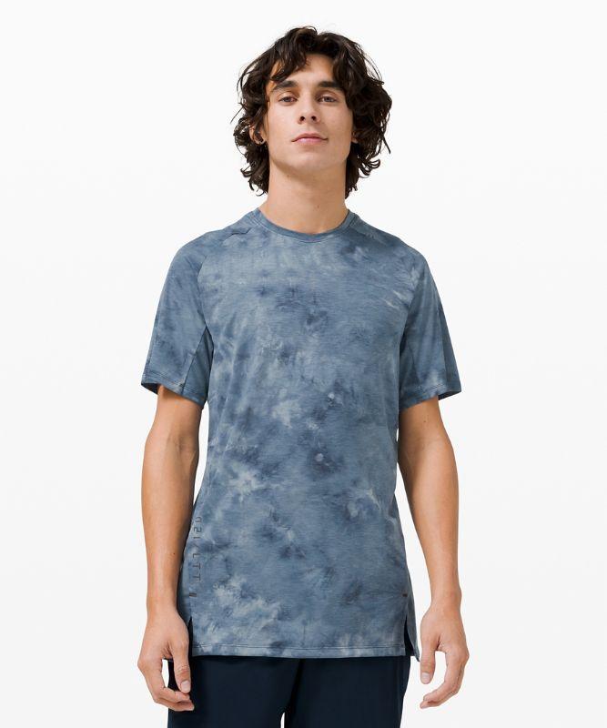 Always Agile Short Sleeve Spray Dye