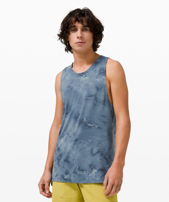 Always Agile Tank Top *Spray Dye