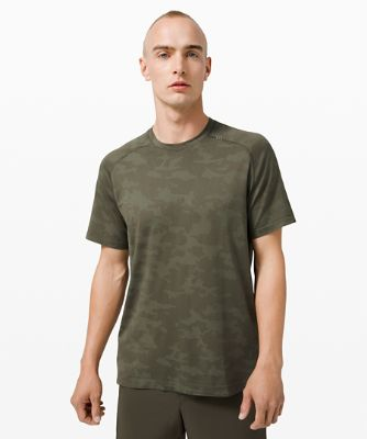 메탈 벤트 테크 숏슬리브 2.0, HERITAGE CAMO WILLOW GREEN-ARMY GREEN