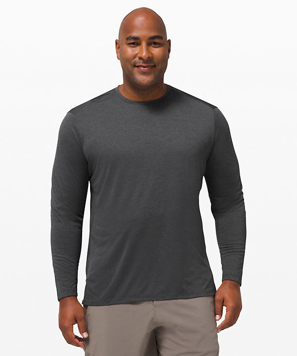 Fast and Free Long Sleeve  | Men's Long Sleeve Tops
