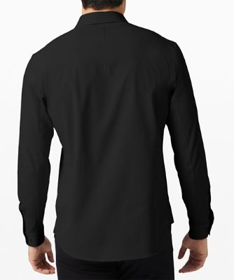 Airing Easy Long Sleeve Shirt *Ventlight Mesh