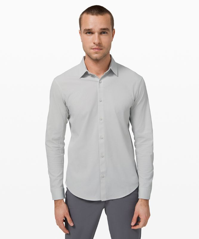 Chemise manches longues Airing Easy