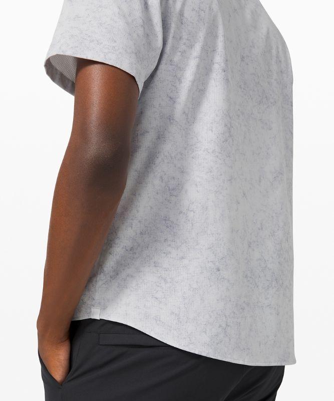 Airing Easy Short Sleeve Shirt *Ventlight Mesh