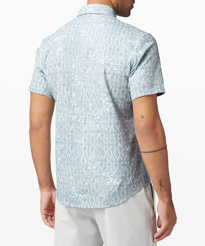 Airing Easy Short Sleeve Shirt *Ventlight Mesh