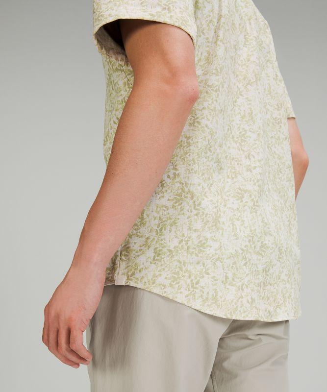 Airing Easy Short Sleeve Shirt *Ventlight™ Mesh