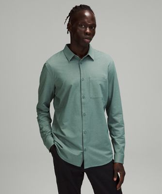 Commission Long Sleeve Button Down Shirt