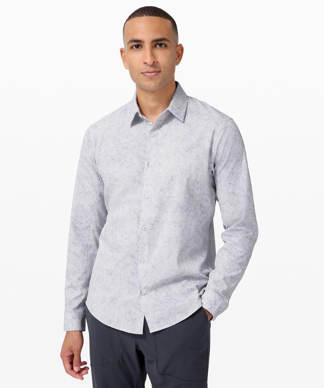 Airing Easy Long Sleeve Shirt *Ventlight Mesh