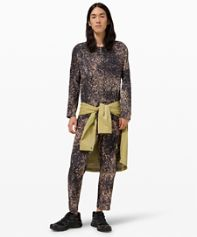Ashta Henley Long Sleeve *lululemon lab