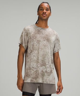 lululemon lab Daily Short Sleeve Shirt *Spray Dye