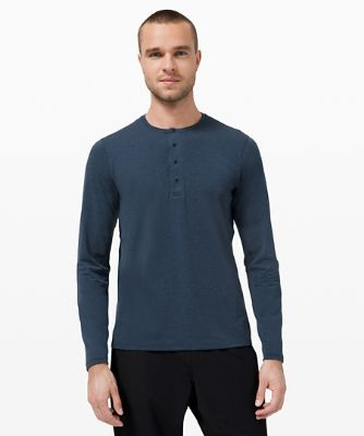 Reinstate Long Sleeve Henley