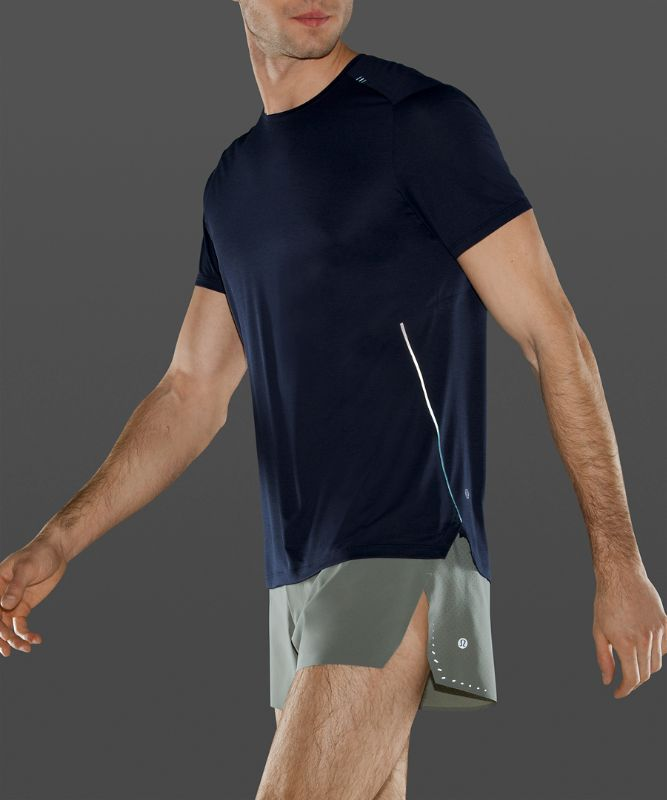 Fast and Free Short Sleeve Shirt *Recycled