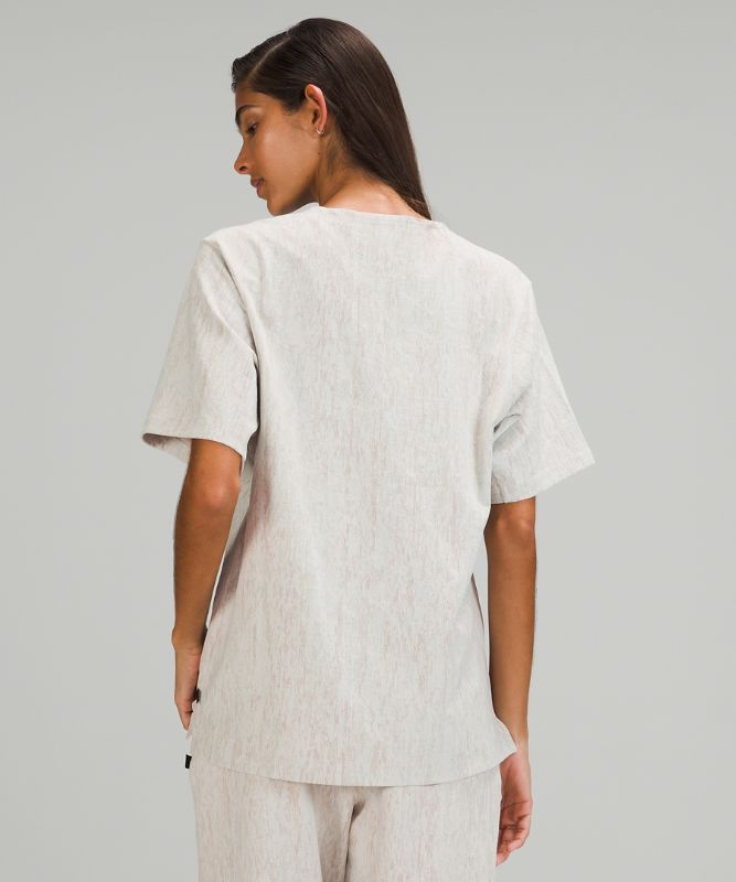 lululemon lab Short Sleeve *Jacquard