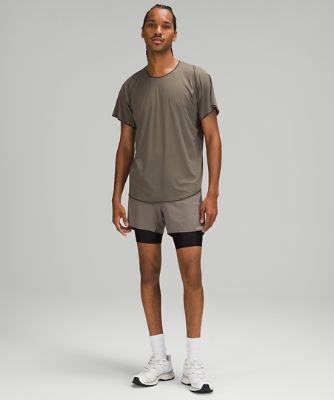 lululemon lab Run Short Sleeve