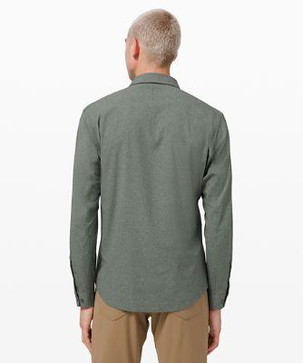 Airing Easy LS Shirt