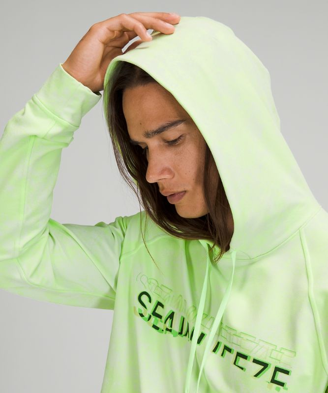 City Sweat Pullover Hoodie *SeaWheeze