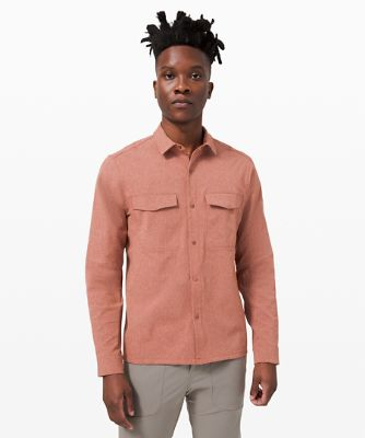 Airing Easy Overshirt