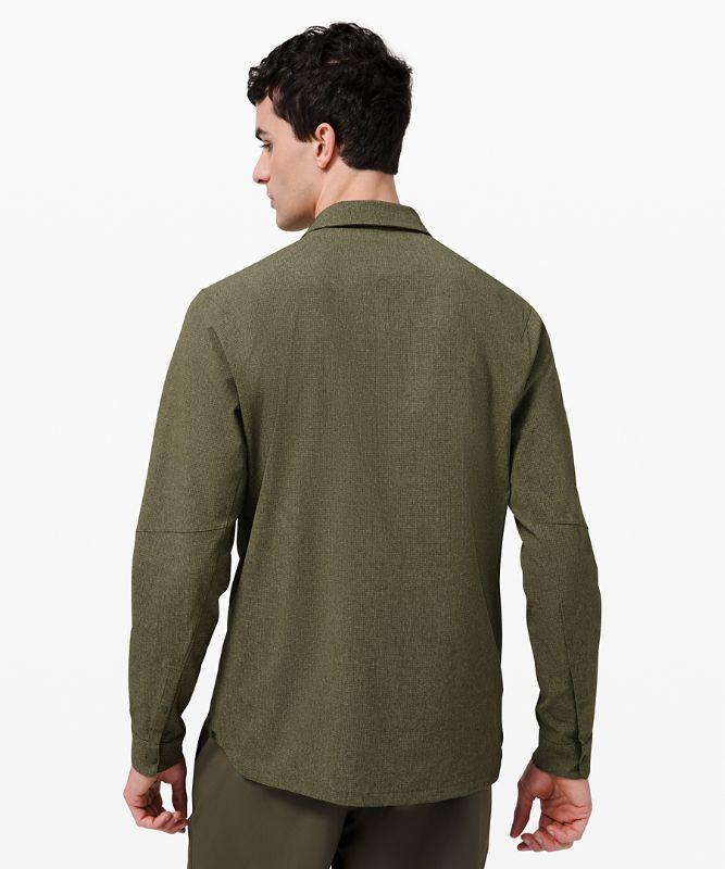 Airing Easy Overshirt