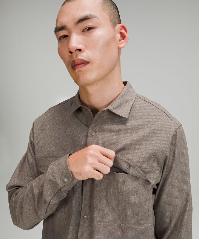 Airing Easy Overshirt *Ventlight™ Mesh