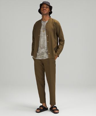 lululemon lab Snapdown Long Sleeve Shirt